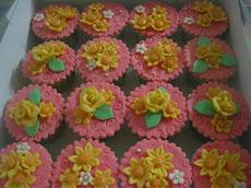 Hantaran & Wedding Cupcake