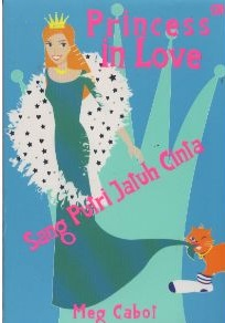 Novel Sang Putri Jatuh Cinta Meg Cabot