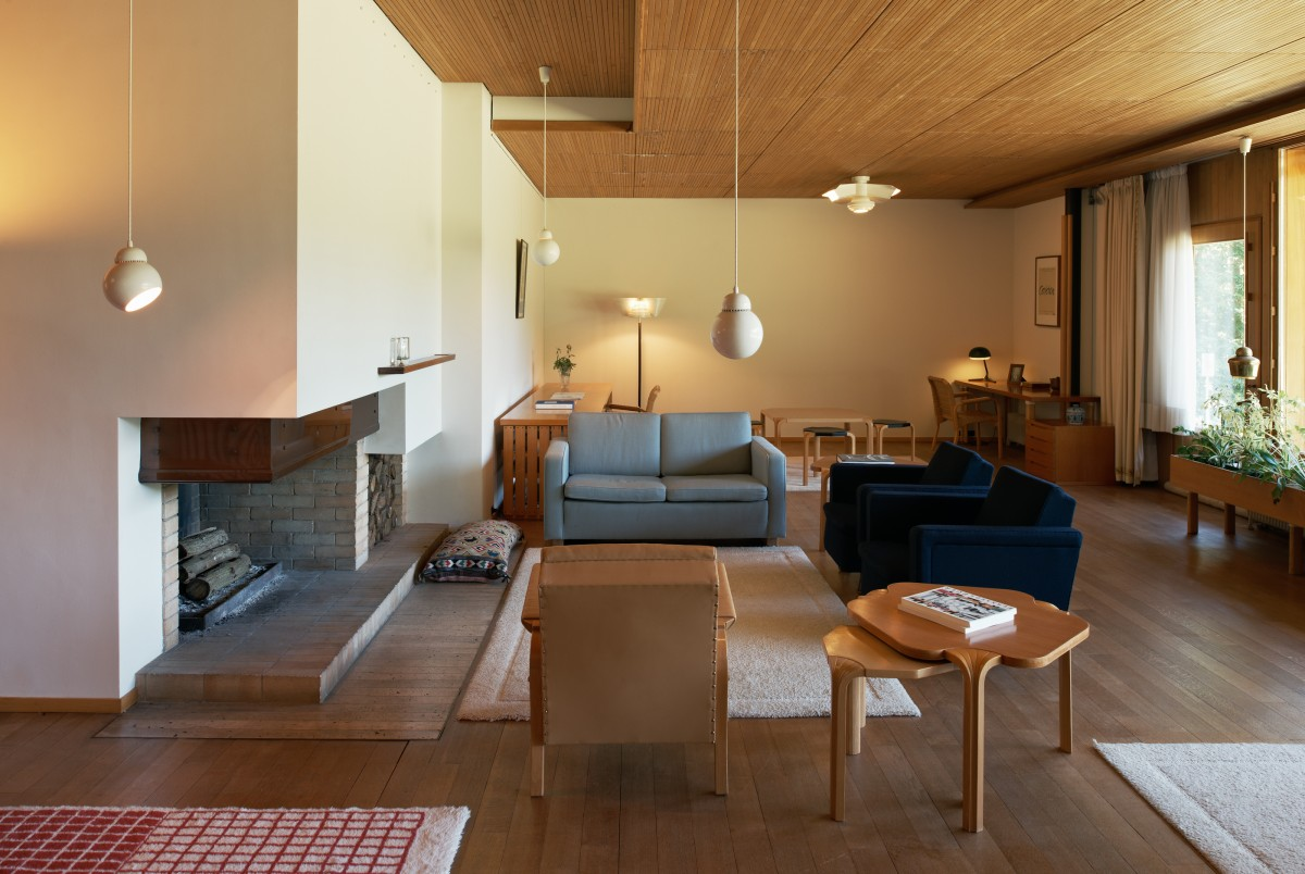 Mid mod more may 2014 for Alvar aalto maison