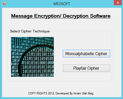 C Code For Des Encryption And Decryption Des