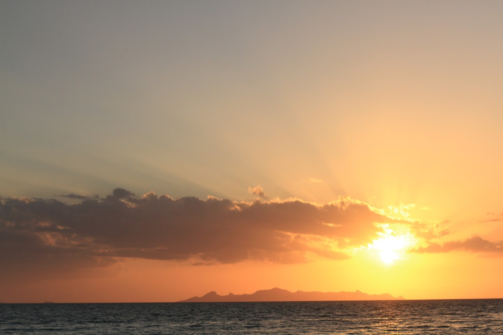 Koh Samui Sunset by Cherry May Ward Photography