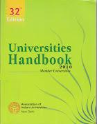Universities Handbook