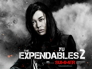 The Expendables 2 Character Yu HD Wallpaper