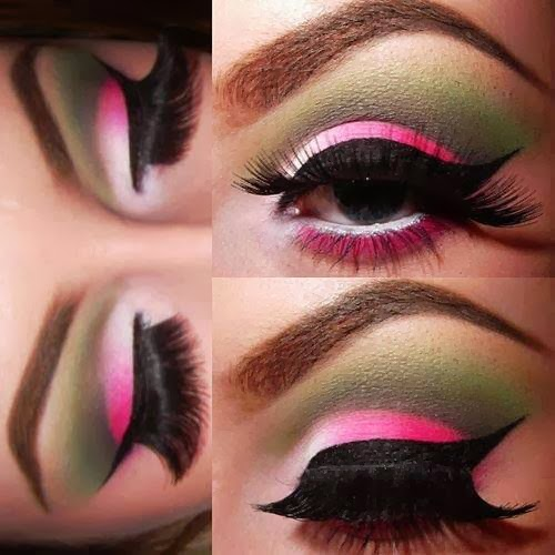 Eye Make Up Ideas..