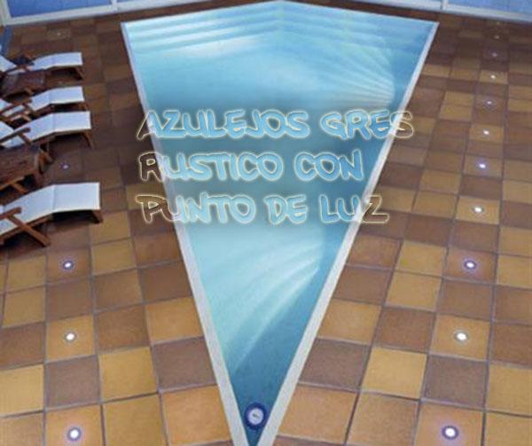 Terra antiqva baldosas piscina azulejos zaragoza gres y for Gres para piscinas