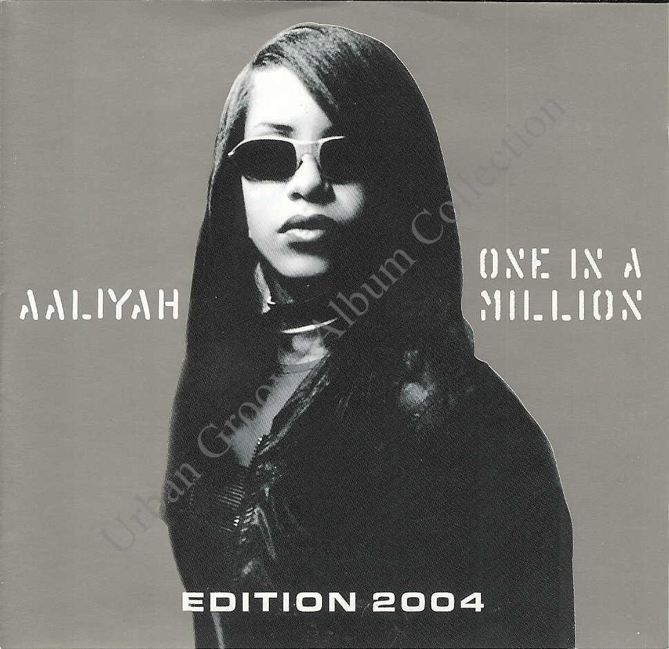 Aaliyah One In A Million Album Cover Aaliyah - one in a millionAaliyah One In A Million Album Cover