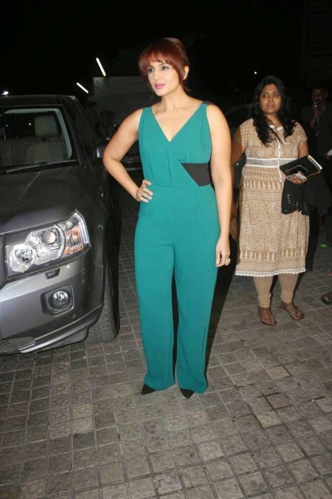 Huma Qureshi Upcoming Movie Look Photo