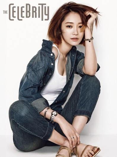 Go Joon Hee - The Celebrity June 2014