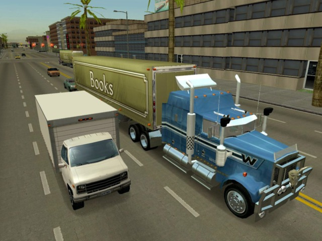 18 wheeler truck games free download full version