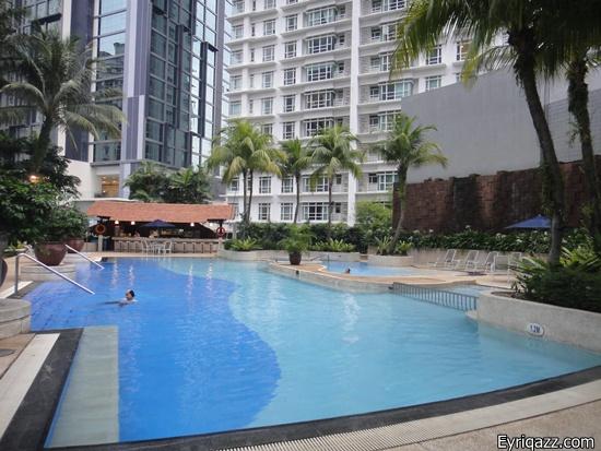 Hotel Review Bercuti Di Intercontinental Hotel Kuala Lumpur