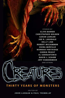 Creatures: Thirty Years of Monsters, 2011, copertina