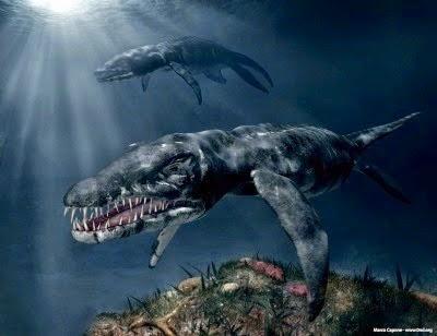 36+ Hewan laut terbesar di zaman purba terbaru