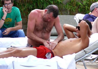 real masseuse happy homo ending flirts