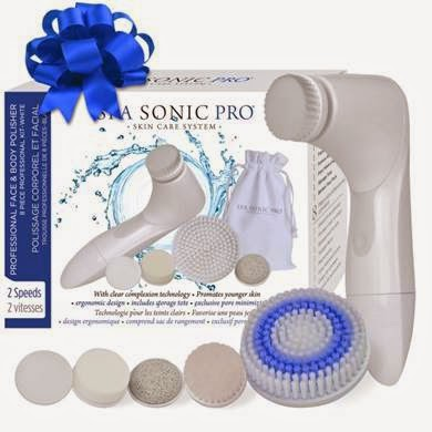 Spa sonic skin care