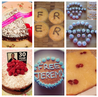 Some of the pictures of cakes on our Instagram account