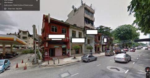 Cara Padam Rumah Anda Dari Google Street View