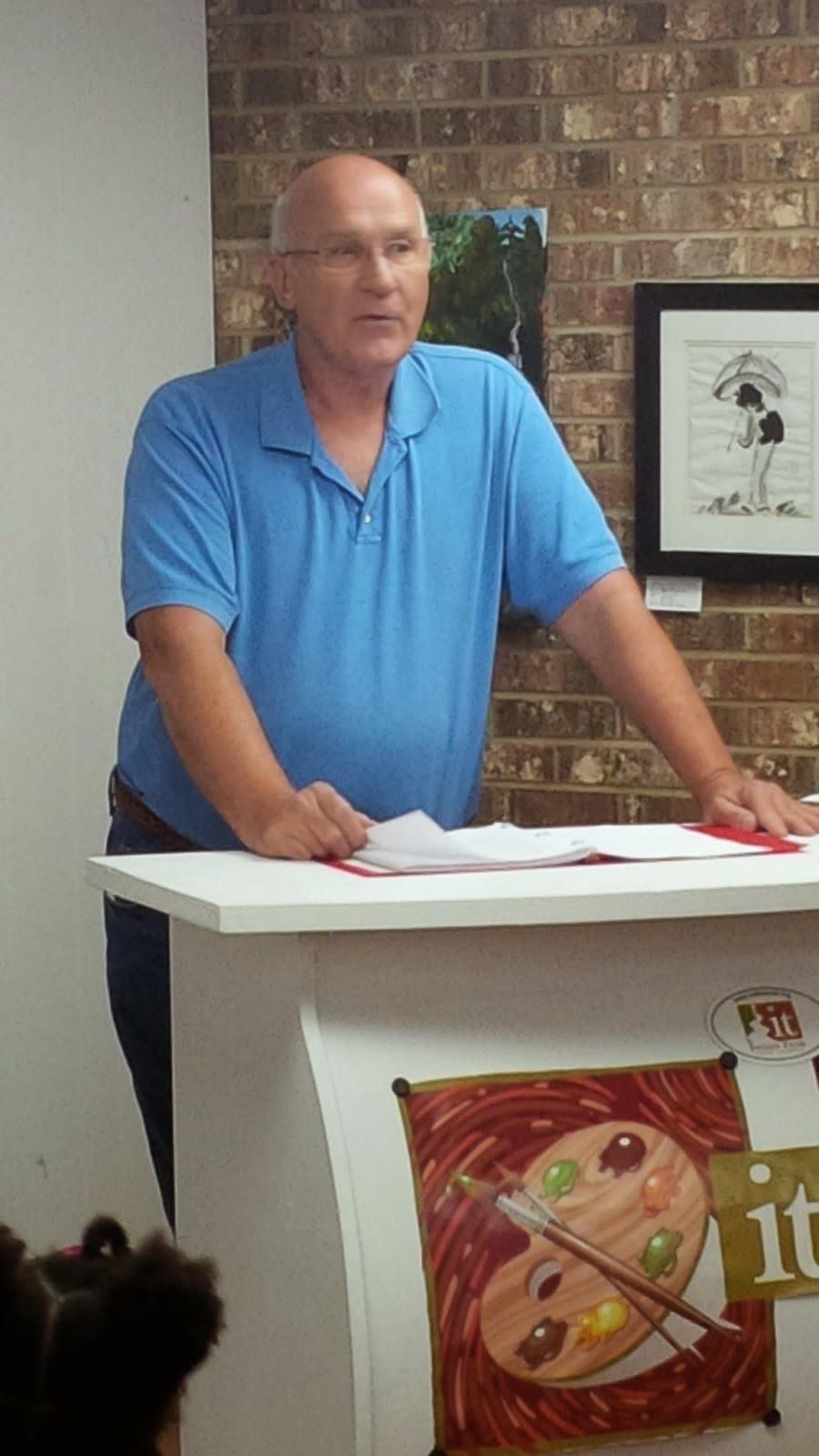 Dwight Roth, Indian Trail Cultural Arts Center