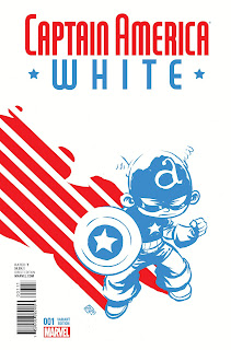 Captain America White Young Variant