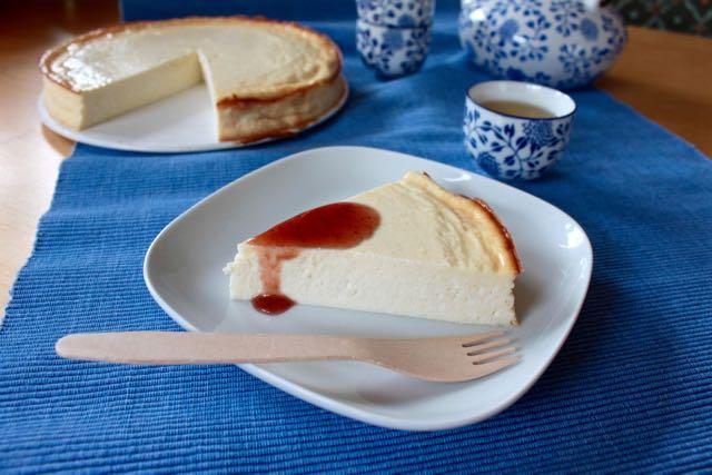 receta tarta de queso y limón