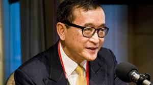 Sam Rainsy và Lí Tống - Có phải họ giống nhau