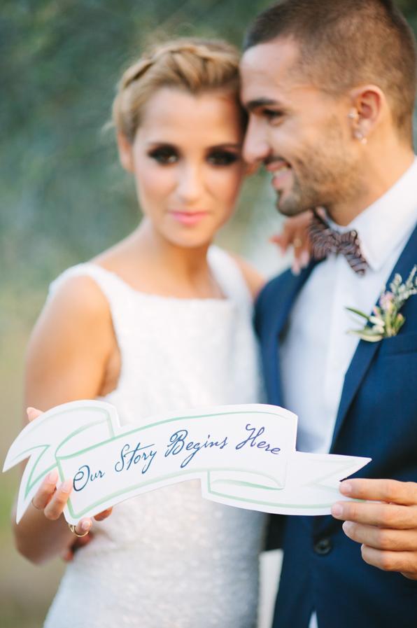 golden olive wedding