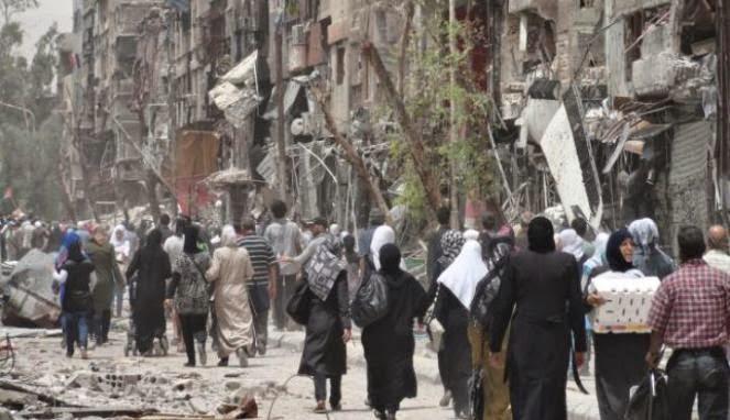 Pejuang Palestina Bersumpah Balas Dendam pada ISIS