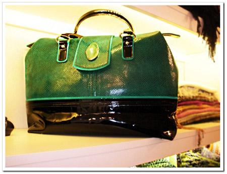 Marina H bolsos y carteras 2013. Moda argentina.
