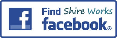 Like Shire Works on Face Book
