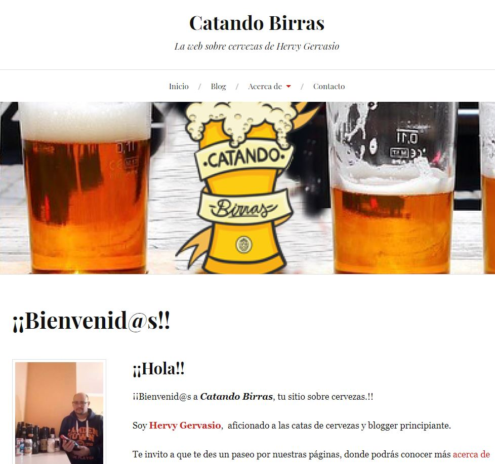 BLOG CATANDO BIRRAS