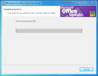 Windows Installer CleanUp Utility - screenshots