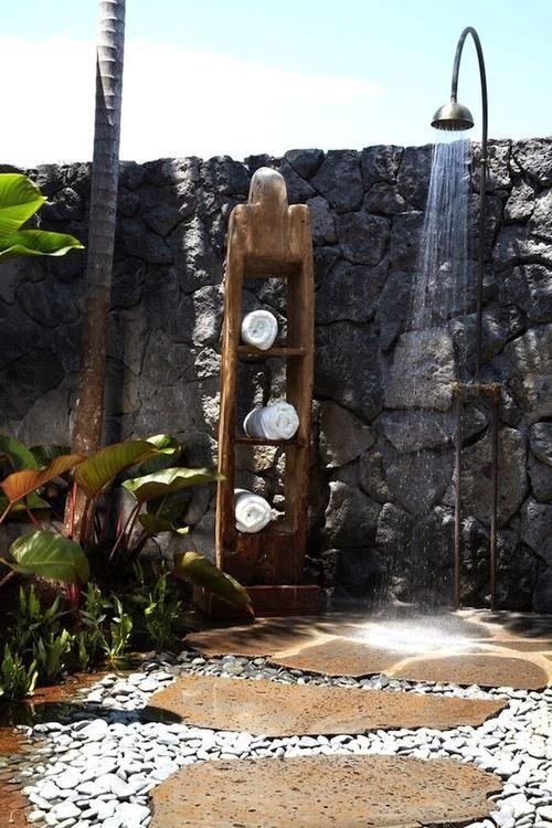 Baño O Ducha Que Es Mejor: mejores sitios para darse un baño o una ducha en un espacio exterior