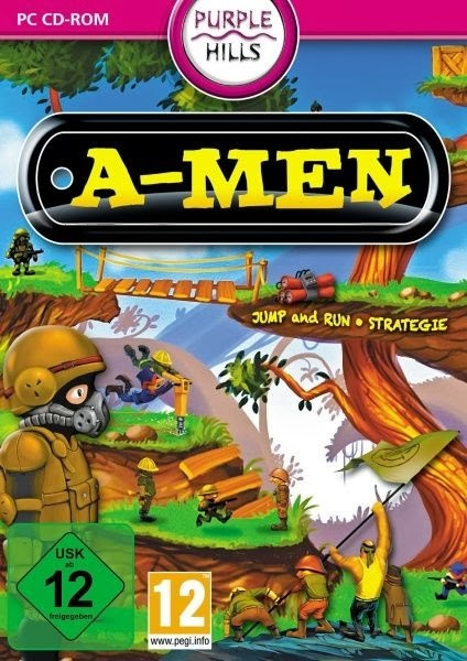 A-Men PC Game Free