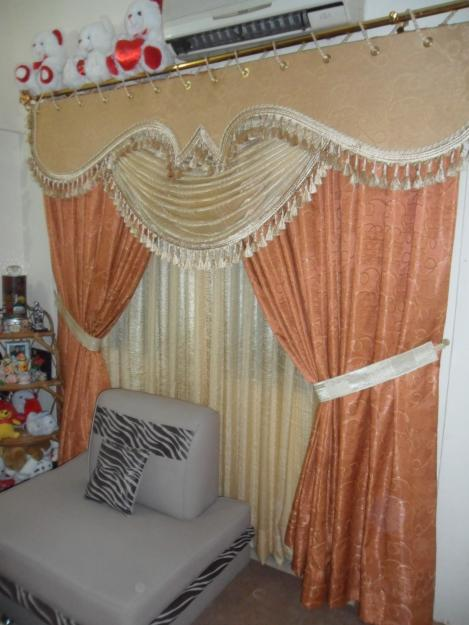 Jeny\'s Ideas: Modern homes curtains designs ideas.