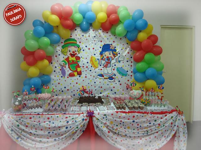 Festa da Julinha - Fotos - Circo 01