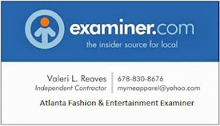 MyMeApparel Atlanta Fashion & Entertainment Examiner (MAF&EE)