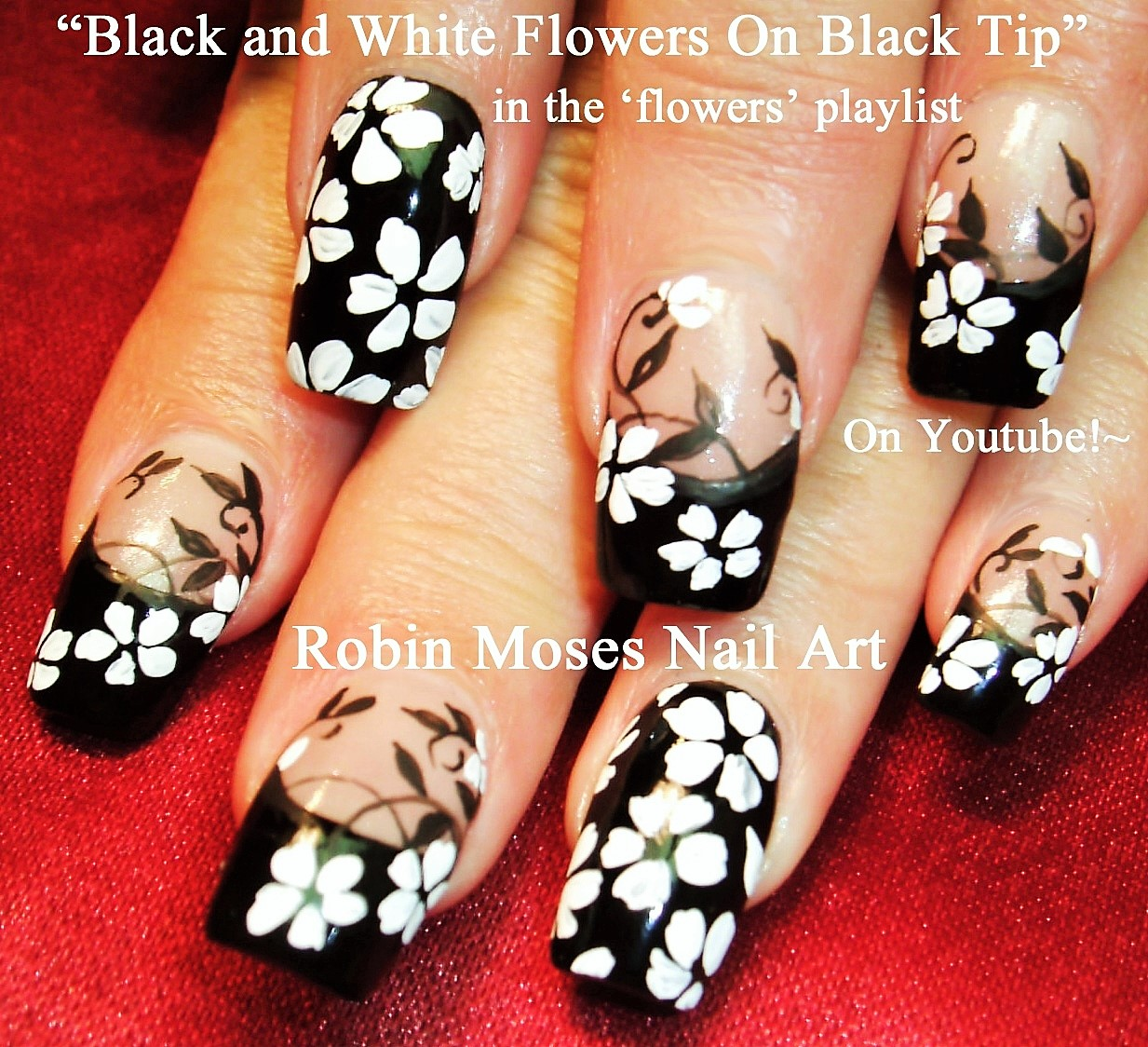 Nail Designs With White Tips