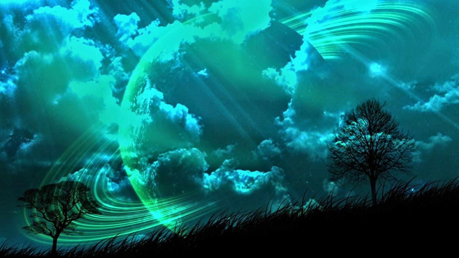 ảnh nền vũ trụ cực chất