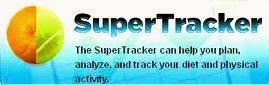 Super tracker for healthy eating, healthy meal plans and healthy recipes