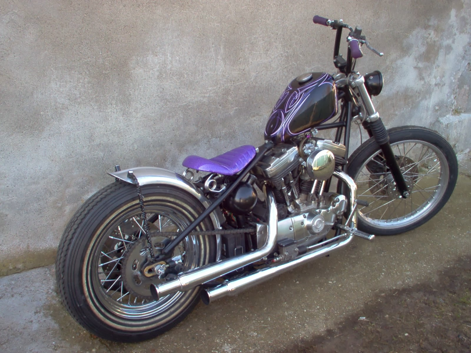 FOR SALE  Chopper Sportster 1200 - 1989 - € 9.00