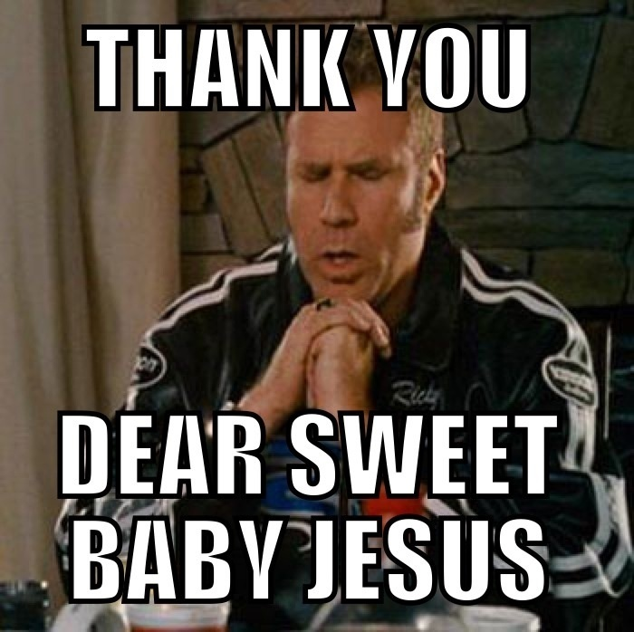 Debbi\'s Blog: Sweet Baby Jesus....