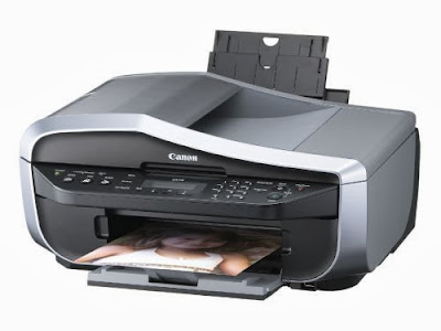 download Canon PIXMA MX318 Inkjet printer's driver