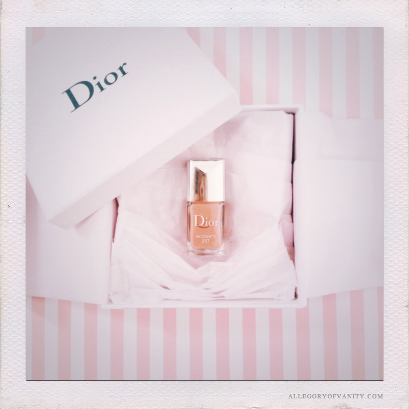 The Dior Experience | Allegory of Vanity