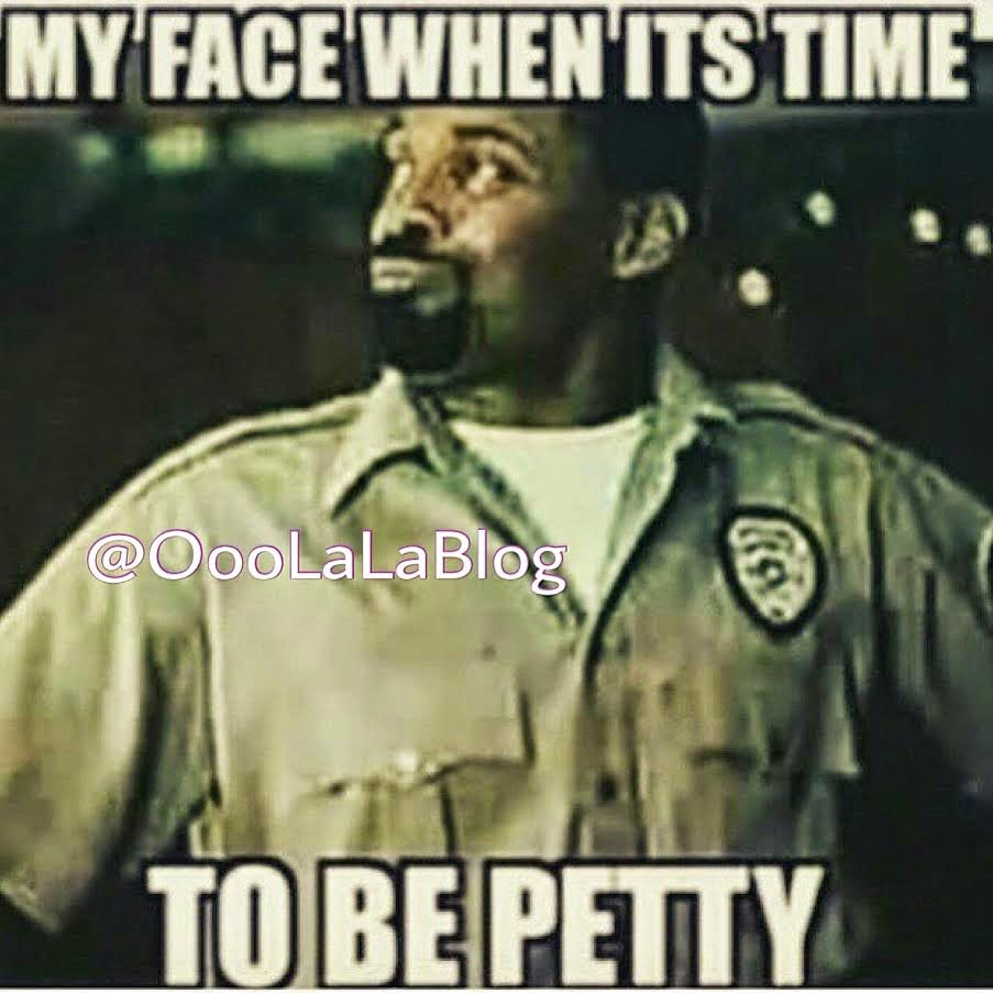 Are you being petty? | MCJ