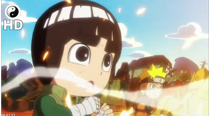 Naruto SD: Rock Lee Episódio 51 - Português