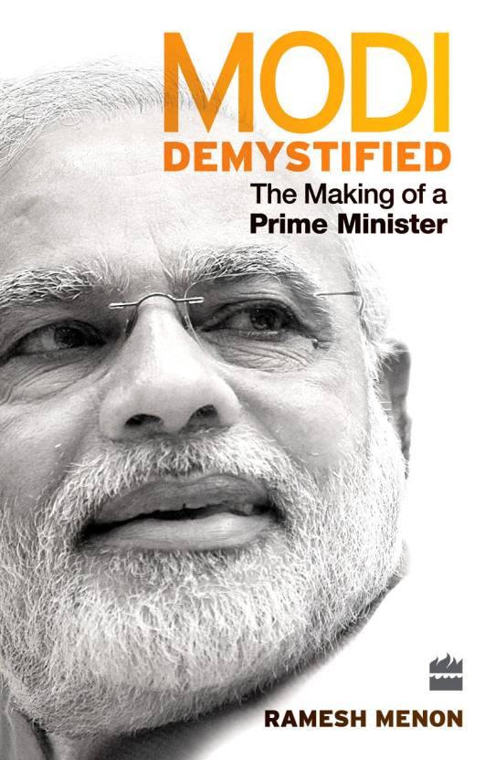 Best Book on life of Narendra Modi