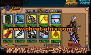 Cheat All in Shop 2013 New Play Ninja Saga