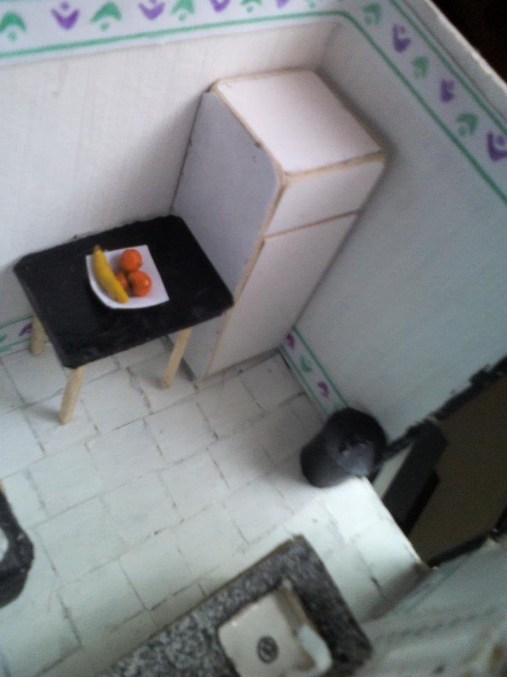Maqueta De Una Casa De Palitos | MEJOR CONJUNTO DE FRASES