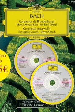 Johann Sebastian Bach - Deutsche Grammophon