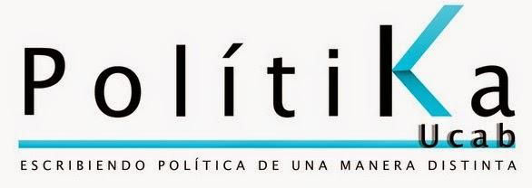 Revista Politika UCAB