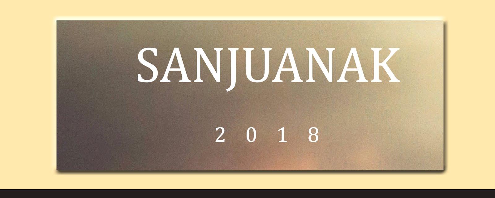 Sanjuanak 2018